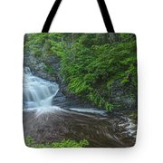 Falls Of Mystery Tote Bag