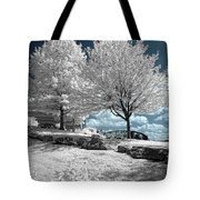 Falls Of The Ohio State Park Tote Bag