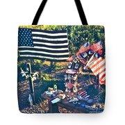 Families Remember Tote Bag
