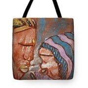 Family 11 - Tile Tote Bag