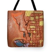 Family 9 - Tile Tote Bag