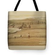 Family Golf Tote Bag