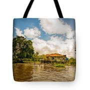 Family Home Tote Bag