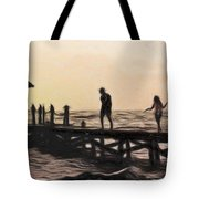 Family - Id 16235-142755-0546 Tote Bag