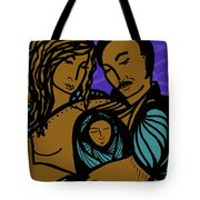 Family Is A Sanctuary Tote Bag