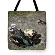 Family Loner Tote Bag