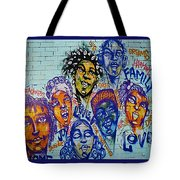 Family Love Tote Bag