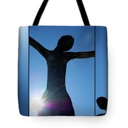 Family Of Man Tote Bag