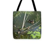 Family Outing Tote Bag