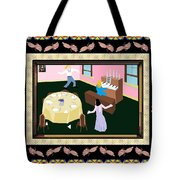 Family Parties Rock Tote Bag