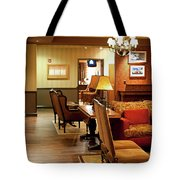 Family Room For Performers Grand Ole Opry House, Nashville, Tennessee Tote Bag