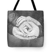 Family Rose Tote Bag