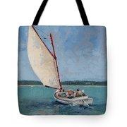 Family Sail Tote Bag