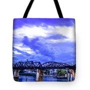 Famous Bridge Tote Bag