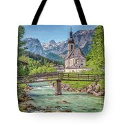 Idyllic Place To Be Tote Bag