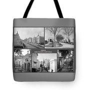 Famous New Orleans Cemeteries  Tote Bag
