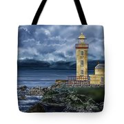 Fanad Head Lighthouse Ireland Tote Bag