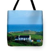 Fanad Lighthouse, Fanad, County Donegal Tote Bag