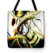 Fanciful Abstract Tote Bag