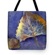 Fanciful Leaves Tote Bag