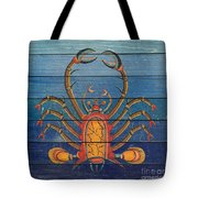 Fanciful Sea Creatures-jp3824 Tote Bag