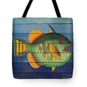 Fanciful Sea Creatures-jp3826 Tote Bag