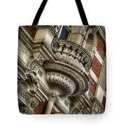 Fancy Balcony Tote Bag