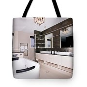 Fancy Bathroom Ensuite Tote Bag