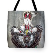 Fancy Dancer Tote Bag