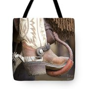 Fancy Foot Tote Bag