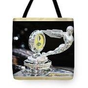 Fancy Framed Hood Ornament Tote Bag