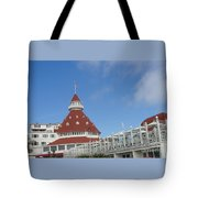 Fancy Hotel In Southern California Tote Bag