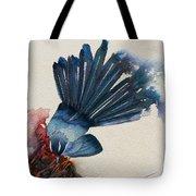 Fantail Flycatcher Tote Bag