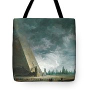 Fantaisie Egyptienne Tote Bag