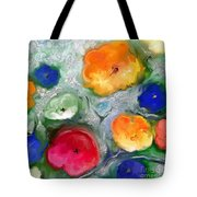 Fantaisie Florale Tote Bag