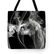 Fantasies In Smoke Iv Tote Bag