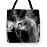Fantasies In Smoke Iv Tote Bag