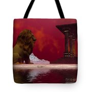 Fantasisms Tote Bag by Corey Ford