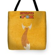 Fantastic Mr. Fox Tote Bag