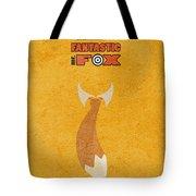 Fantastic Mr. Fox Tote Bag