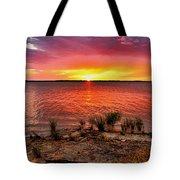 Fantastic Sky Colors Tote Bag