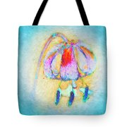 Fantastical Lily Tote Bag