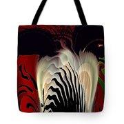 Fantasy Abstract Tote Bag