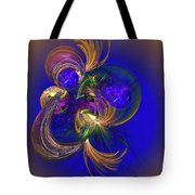 Fantasy Ball Tote Bag