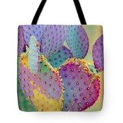 Fantasy Cactus Tote Bag