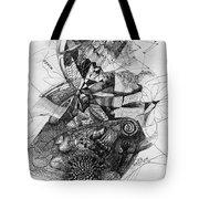 Fantasy Drawing 2 Tote Bag