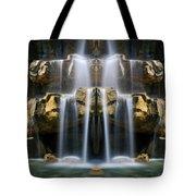 Fantasy Fade Tote Bag