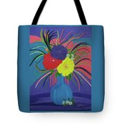 Pink And Purple Passion Tote Bag