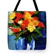 Fantasy Flowers #117 Tote Bag