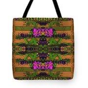 Fantasy Garden Eight Tote Bag